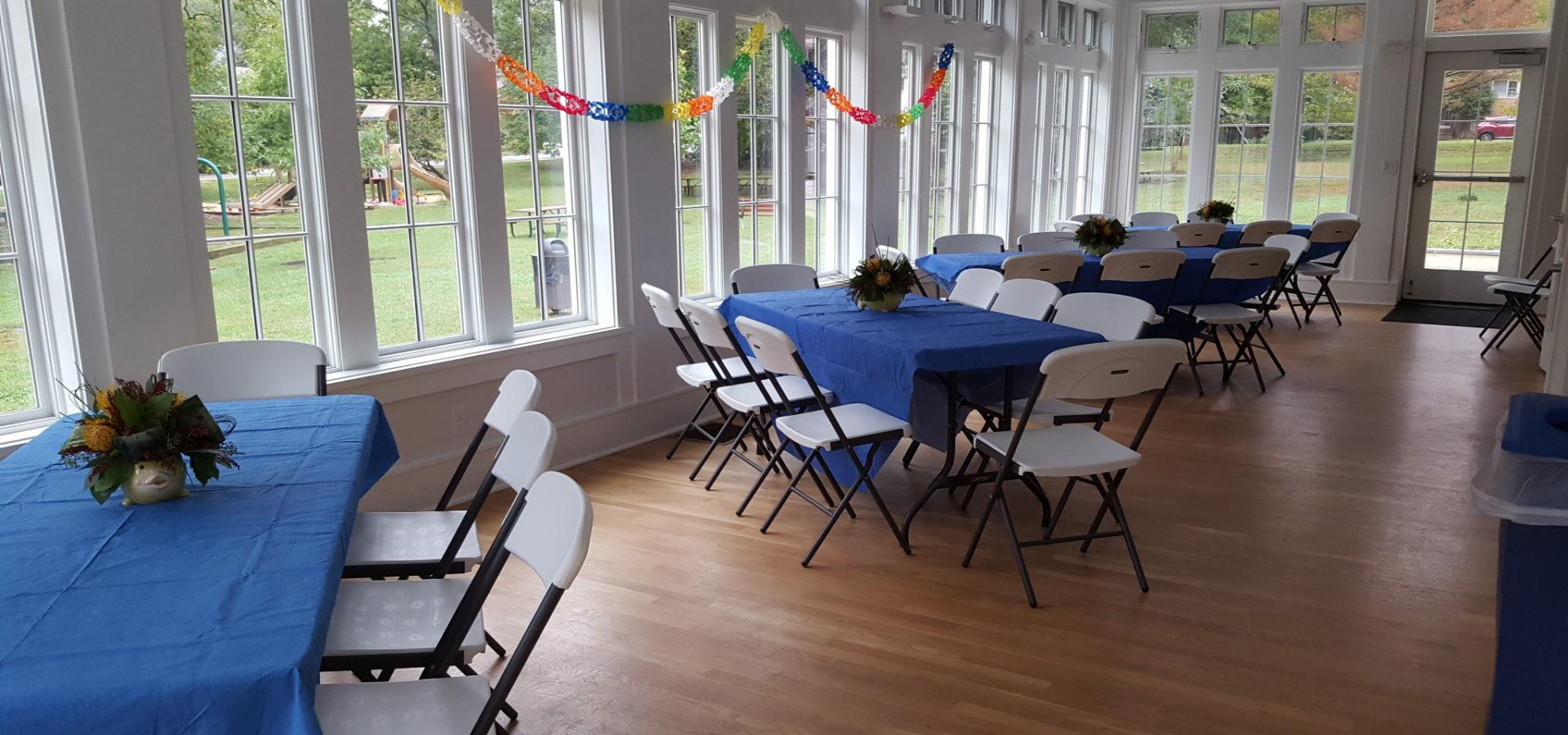 Home Lyon Park Community Center